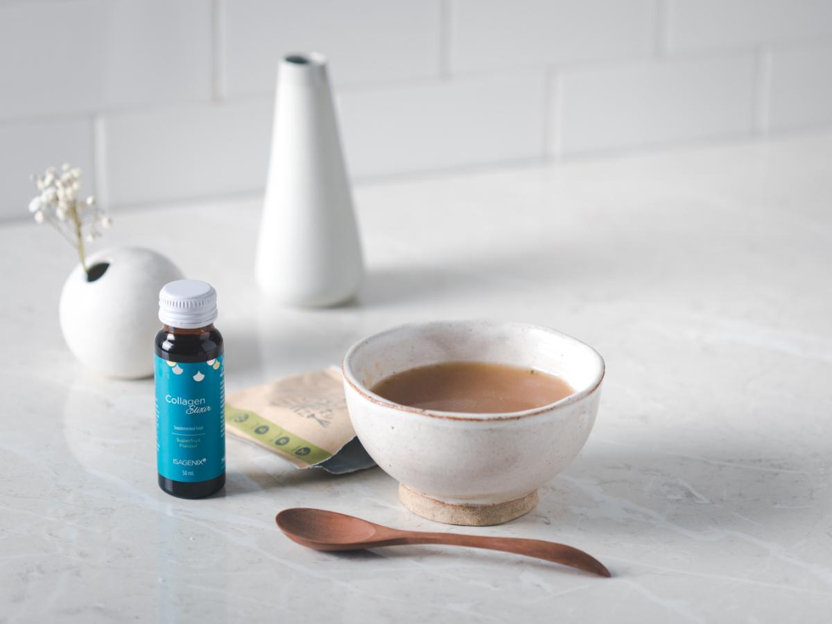 Collagen Elixir and Collagen Bone Broth